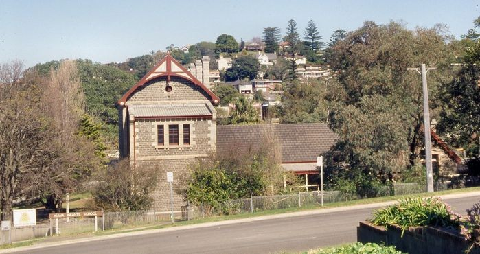 Kiama Infants School from the North 1990
